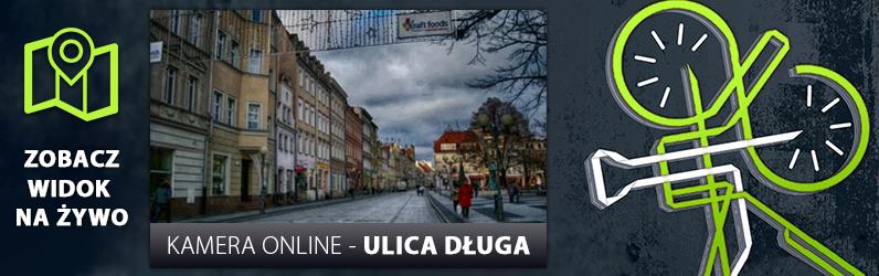 Kamera online na ul. Długą