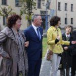 Wmurowanie Tablicy Goslar Brzeg 2015