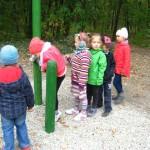 Przedszkolaki W Parku