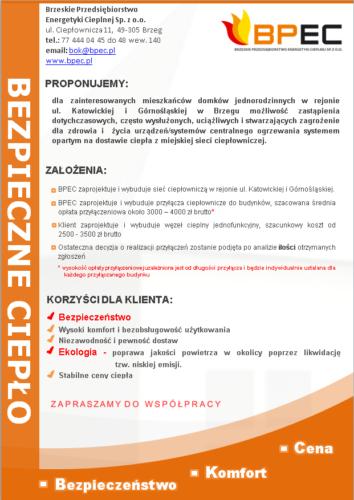Ulotka BPEC