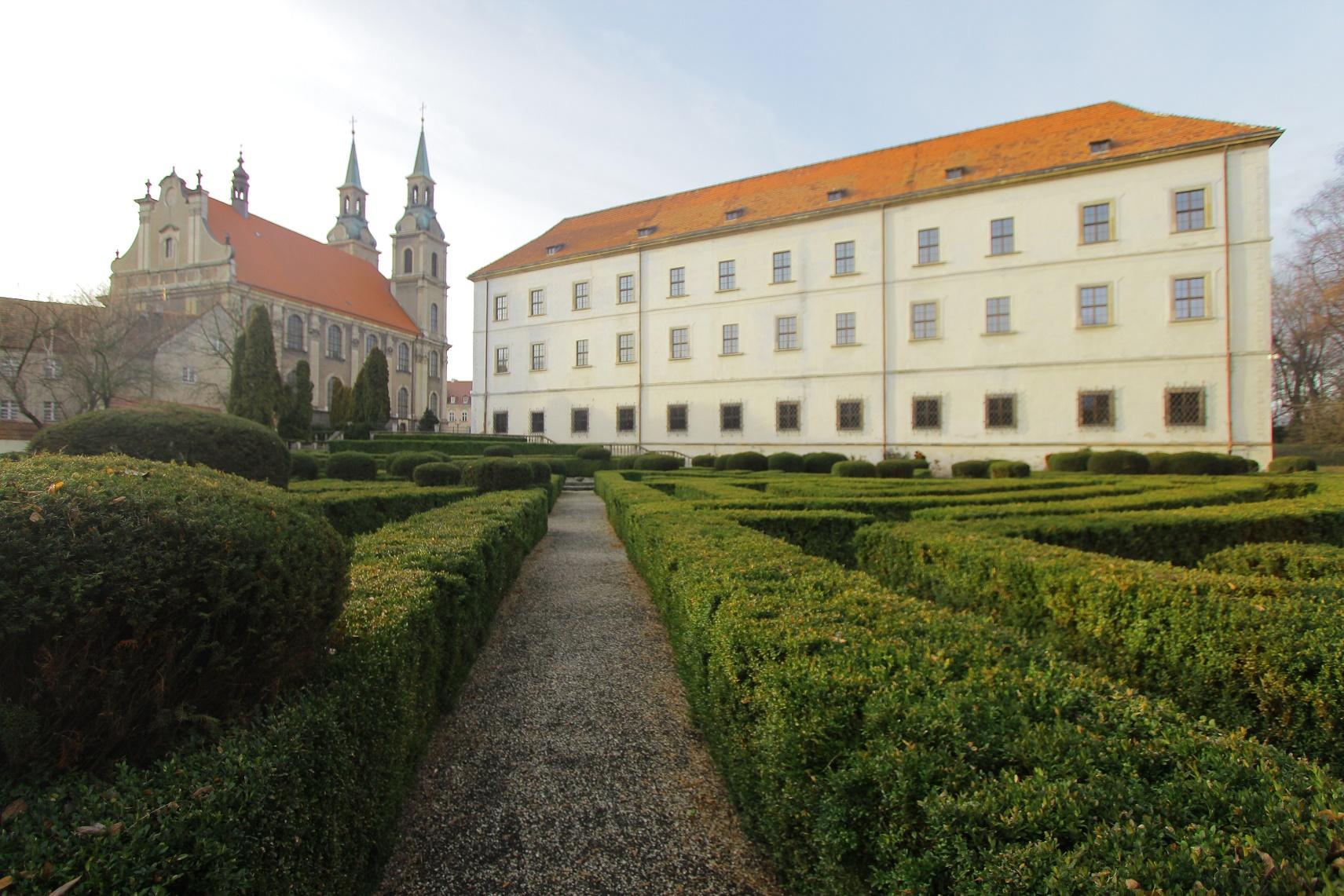 Zamek w Brzegu