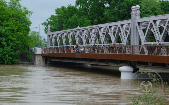 Powódź - Most