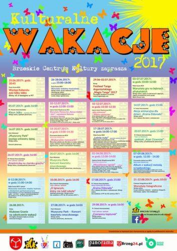 Bck Kulturalne Wakacje 2017