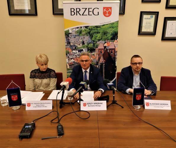 Burmistrz Odpowiada Konferencja Prasowa W Sprawie Przeniesienia Zak Adu Karnego