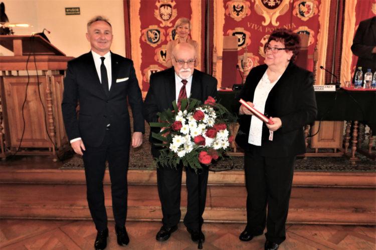 Pawe Kozerski Honorowym Obywatelem Brzegu