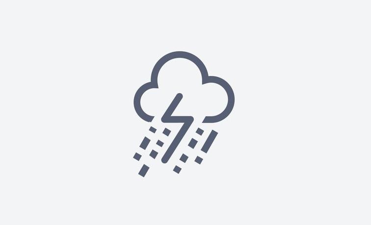 Ostrzeżenie meteorologiczne Nr38