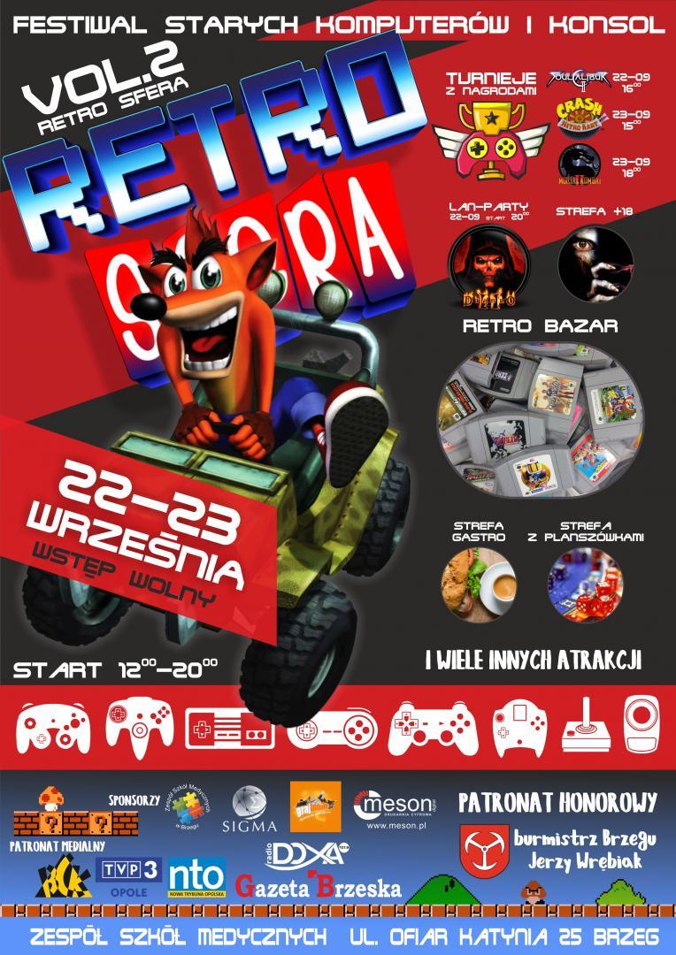Retrosfera Vol2 Festiwal Starych Komputerów I Konsol