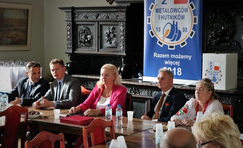Konferencja Sprawozdawczo Wyborcza Fzz Metalowcy