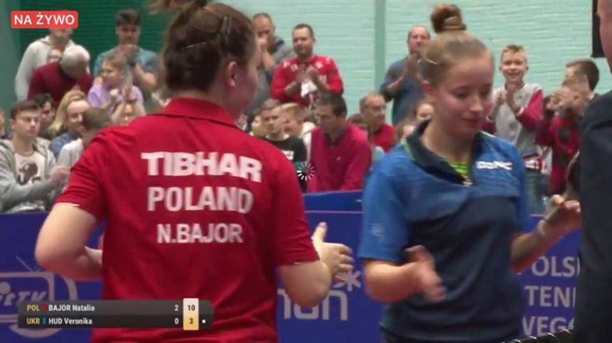 Polskie Tenisistki Pokona Y Ukrain