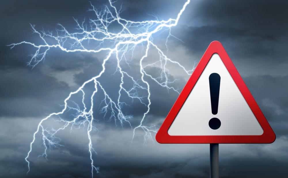 Ostrzeżenie meteorologiczne Nr47