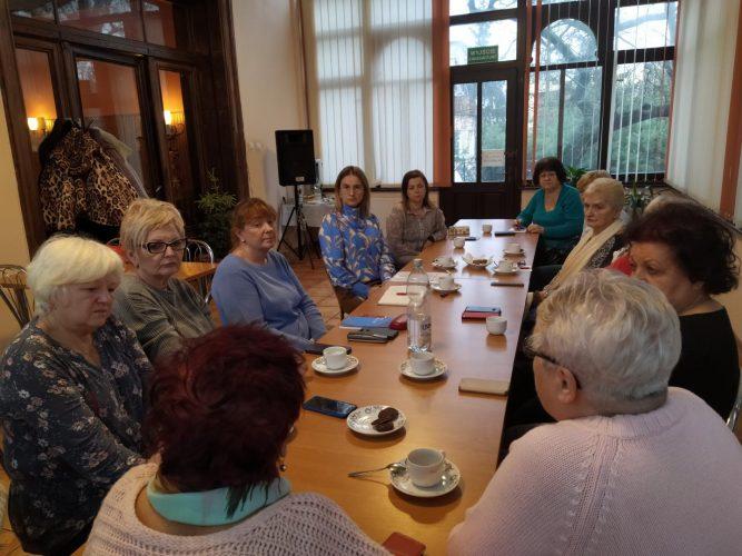 Spotkanie Z Organizacjami Senioralnymi
