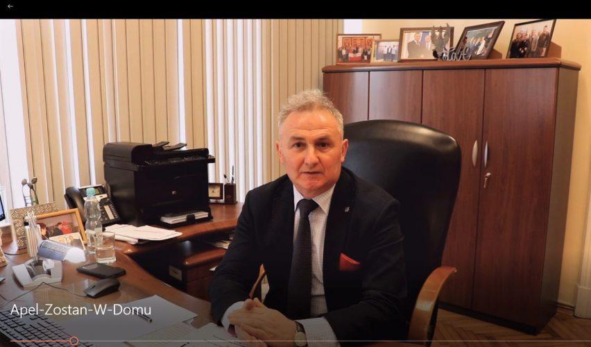 Burmistrz Brzegu Jerzy Wr Biak Apeluje Do Rodzic W Dzieci I M Odzie Y