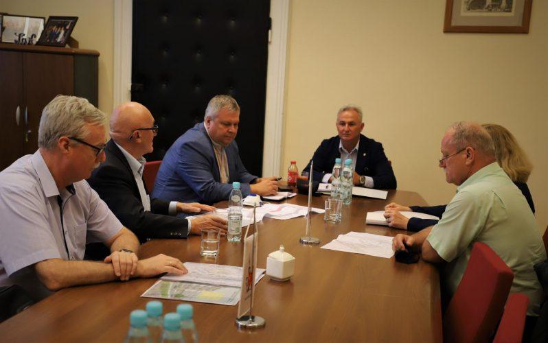 Spotkanie Z Prezesami Sp Ek Miejskich
