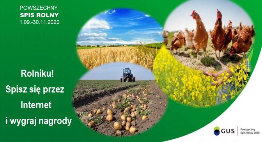 Powszechny Spis Rolny Loteria Z Nagrodami