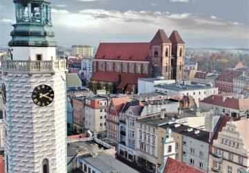 Zegar z ratuszowej wieży