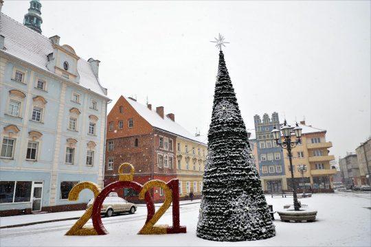 Zimowy Brzeg