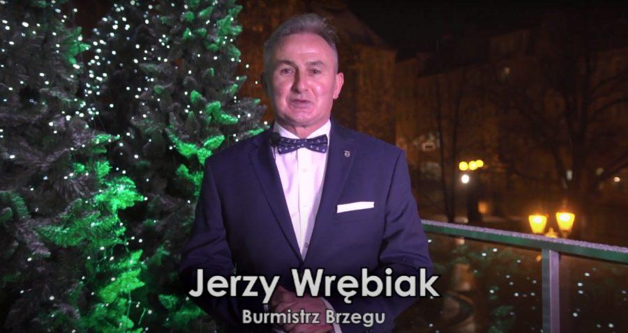 Yczenia Wi Teczno Noworoczne Burmistrza Brzegu