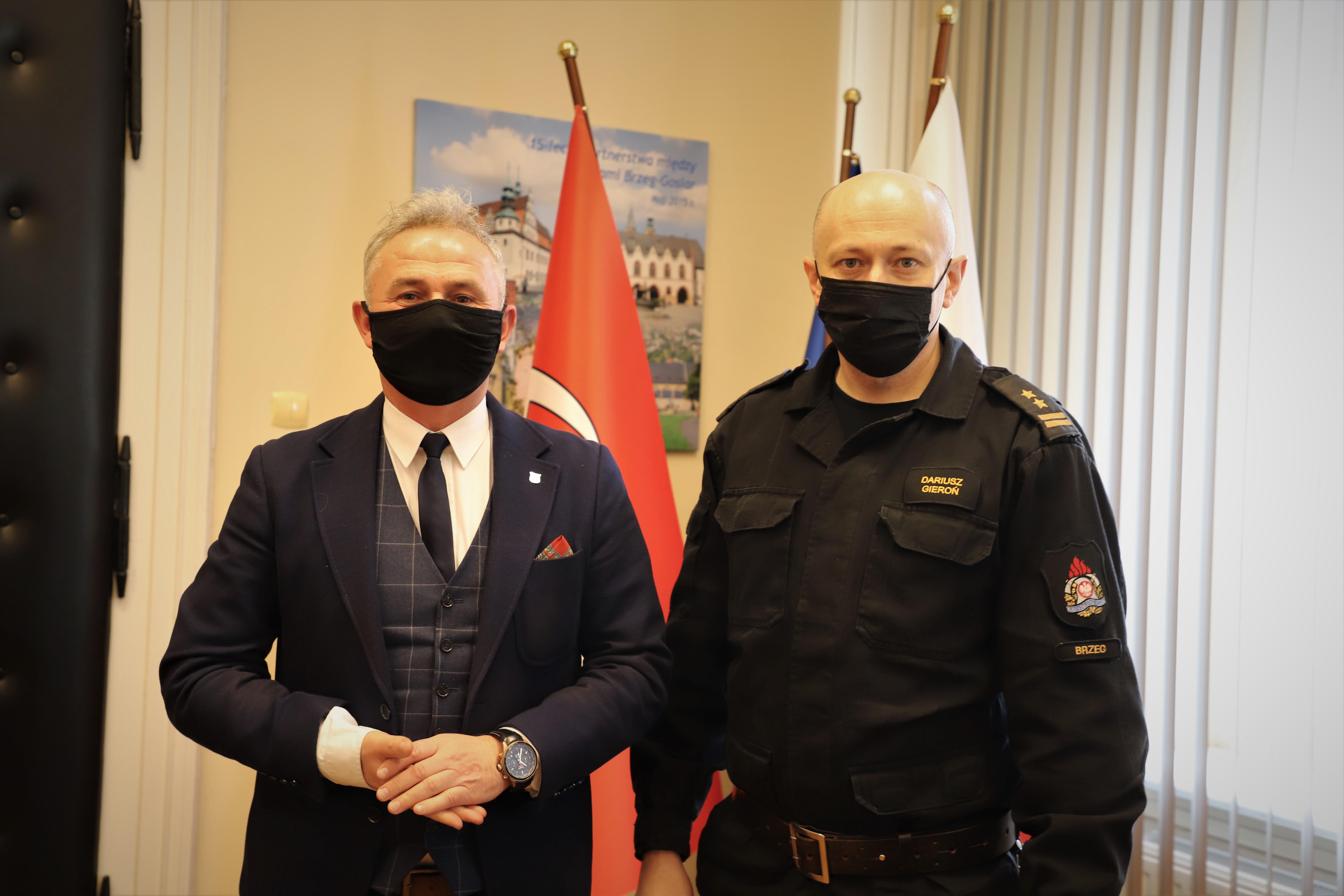 Komendant Powiatowej Państwowej Straży Pożarnej...