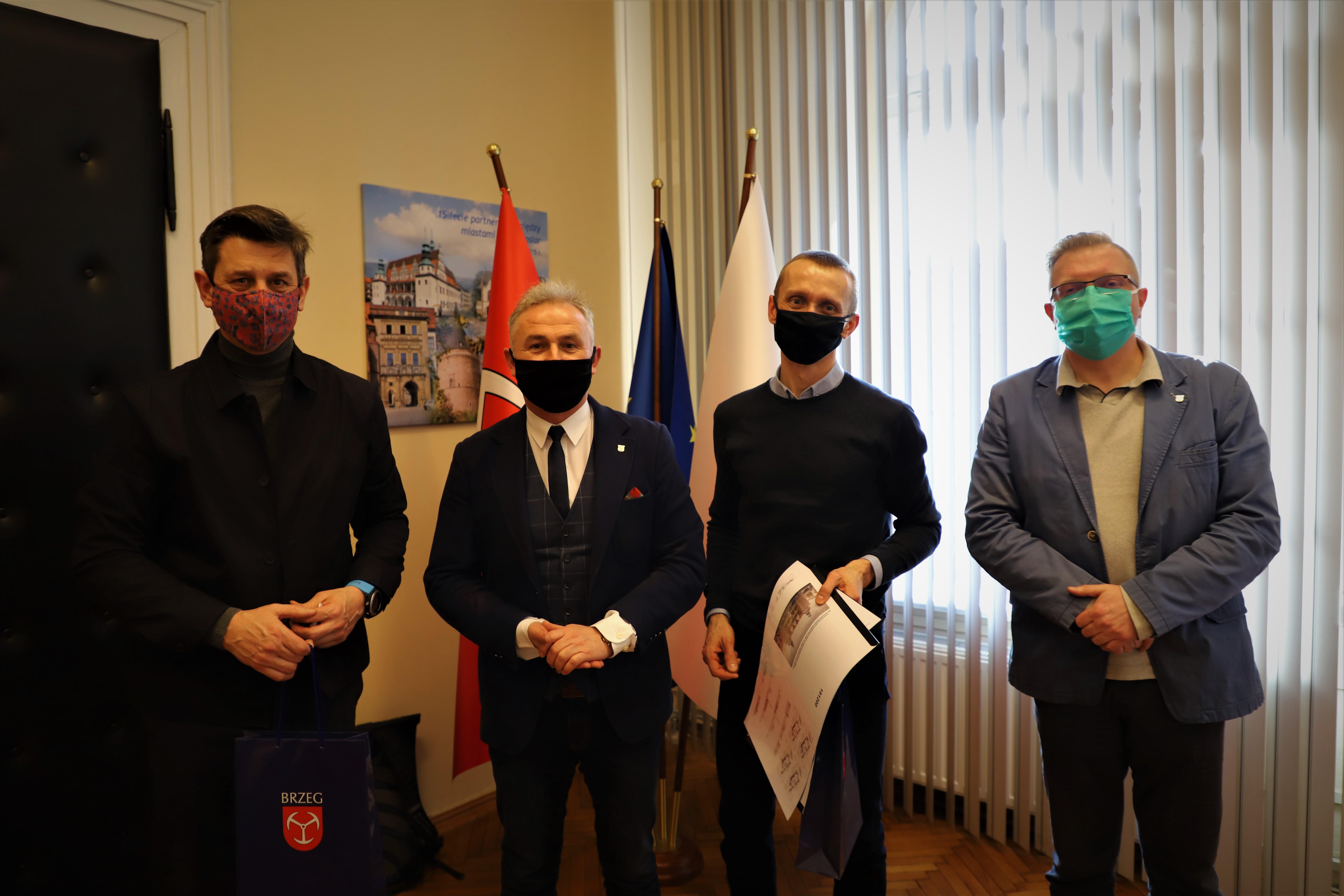 Spotkanie zPanem Zbigniewem Maćków z...