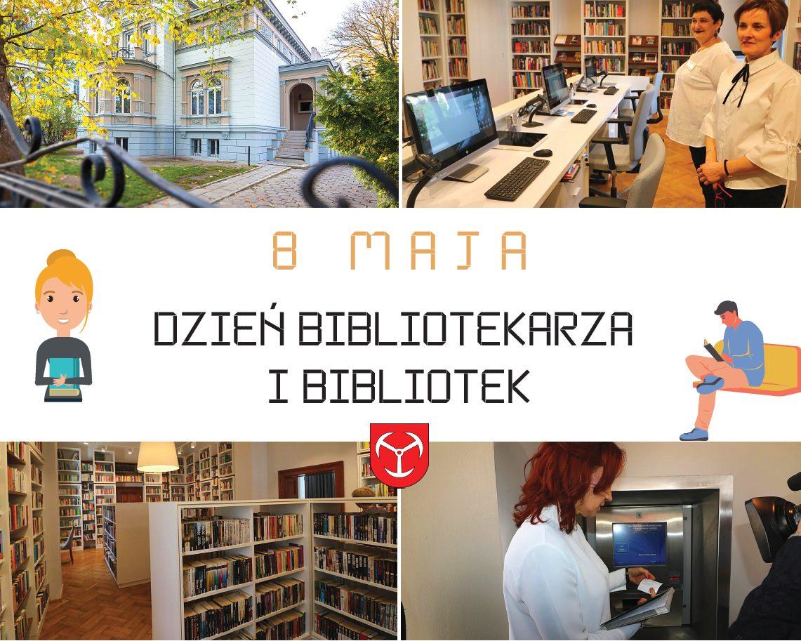 8 maja - Dzień Bibliotekarza iBibliotek
