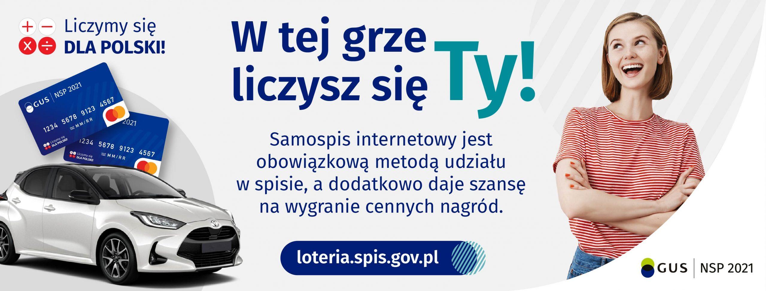 Trwa Narodowy Spis Powszechny Ludności iMie...