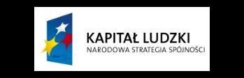 Logotyp funduszy Kapitał Ludzki