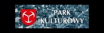 Logotyp Park Kulturowy - Herm Miasta Brzeg z napisem Park kulturowy