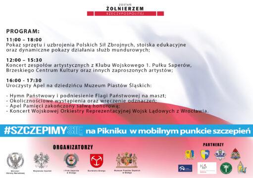 Program obchodów Święta Wojska Polskiego