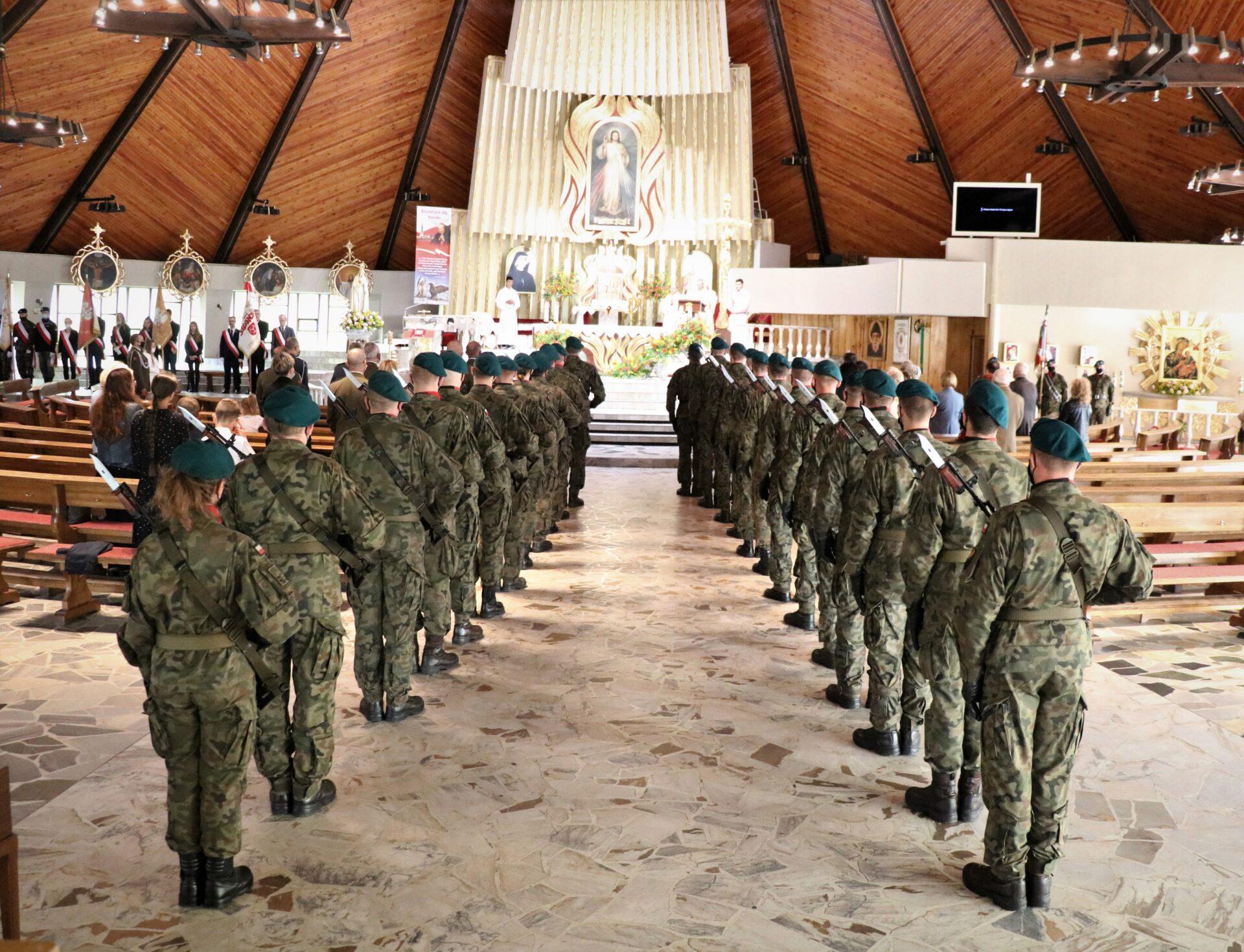 Obchody 82. rocznicy wybuchu II wojny światowej w kościele p.w. Miłosierdzia Bożego w Brzegu