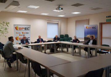 Spotkanie w BPEC