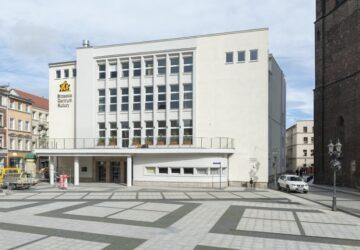 Brzeskie Centrum Kultury po remoncie
