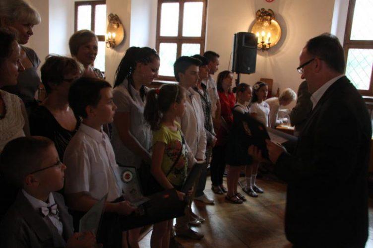 Najlepsi Uczniowie Nagrodzeni Tytu Em Primus Inter Pares