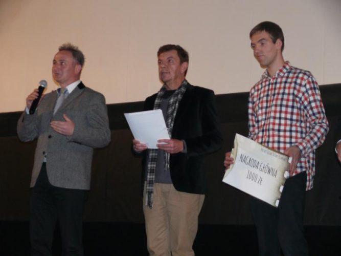 Mateusz Tomczak I Tomasz Kopczy Ski Laureatami I Edycji Festiwalu Polskiego Szlaku Ta My Filmowej