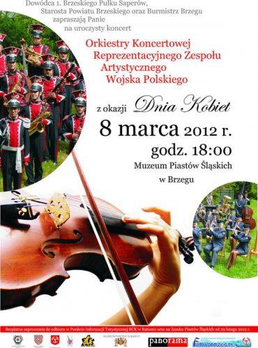 Koncert Z Okazji Dnia Kobiet W Muzeum Piast W L Skich