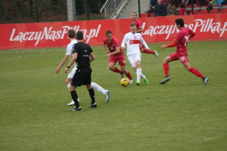 Mecz Polska Serbia U 18 Brzeski Stadion Ponownie Szcz Liwy Wygrali My 5 0