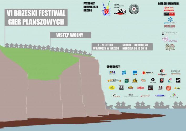 Festiwal Gier Planszowych W Brzegu 2014