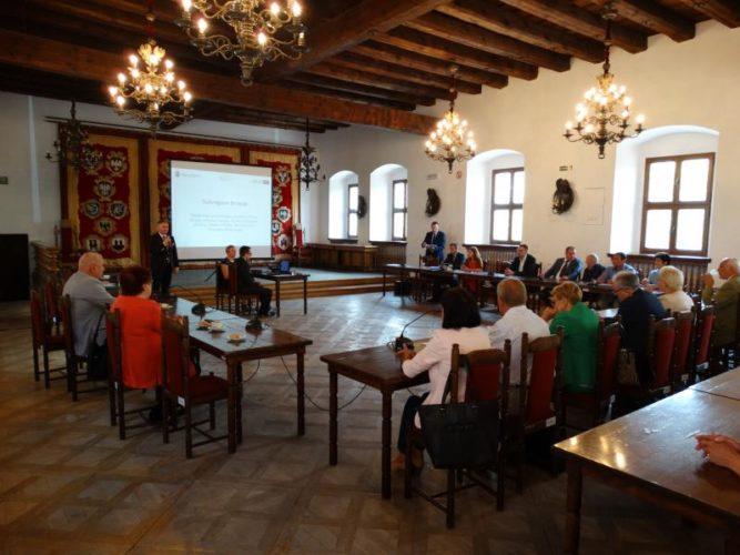 Konferencja Podsumowuj Ca Realizacj Projektu Subregionu Brzeskiego