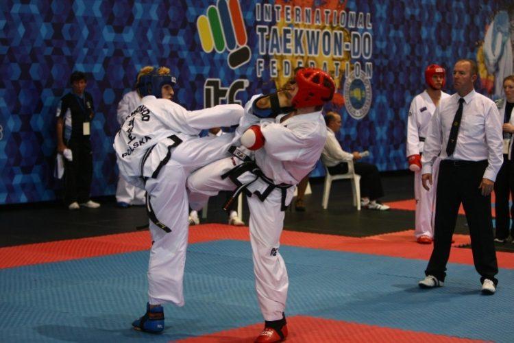 Kacper Wodiany Mistrzem Wiata W Konkurencji Walk M Czyzn Do 75kg W Teakwondo